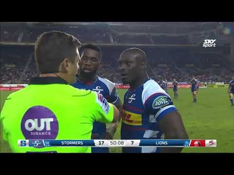 ROUND 15 HIGHLIGHTS: Stormers v Lions - 2018