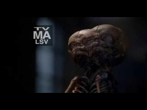 American Horror Story Freak Show - Edward Mordrake Part1 Opening Scene