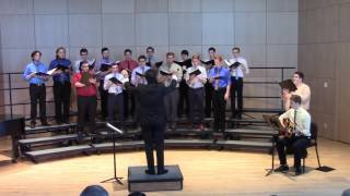 Shenandoah - Geneseo Men's Choir April 2017