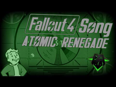 FALLOUT 4 SONG (ATOMIC RENEGADE) LYRIC VIDEO - DAGames