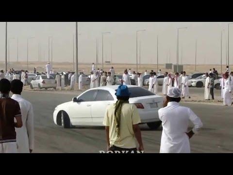 CRAZY ARAB DRIFTING 2016 - 240km/h (150mph)