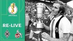 Netzers legendäre Sternstunde   1. FC Köln - Borussia M'gladbach 1:2 n.V.   DFB-Pokalfinale 1973