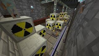 Minecraft 1.10.2 Sezon 7 AOE #50 - Automatyczne przetwarzanie uranium ore
