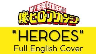 My Hero Academia Ending 1 34 HEROES 34 Full