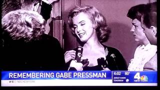 Gabe Pressman Tribute - Sue Simmons #WNBC