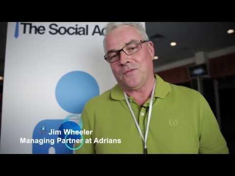 Jim Wheeler, Partner Adrians Accountants, Speaks about AdviserEdge
