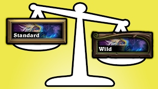 Should Blizzard Balance Cards in WILD? - Hearthstone
