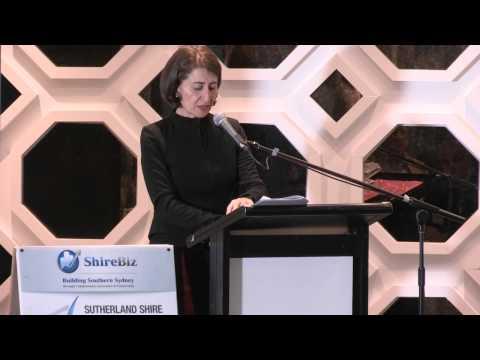 Gladys Berejiklian, NSW Treasurer