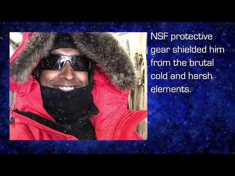 AFRL In Antarctica