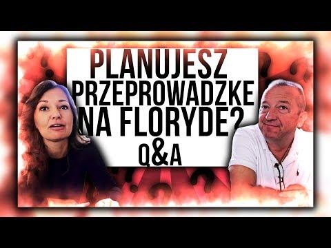 Q&A JEŚLI PLANUJESZ PRZEPROWADZIĆ SIĘ DO USA? FLORYDA?!