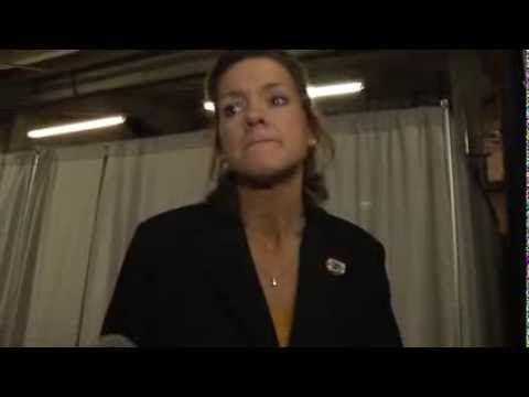 POST GAME: Coach Pingeton after Mississippi State loss