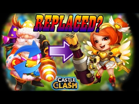 Heartbreaker The New Santa Boom?-CASTLE CLASH