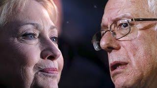 HEATED 'Bernie Or Bust' Debate
