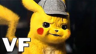 DÉTECTIVE PIKACHU Bande Annonce VF (2019) Film Pokémon
