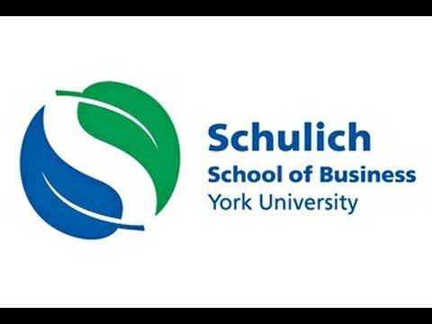 Schulich School of Business Application Workshop