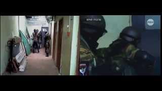 """Съемки сериала """"Верное средство-3"""""""