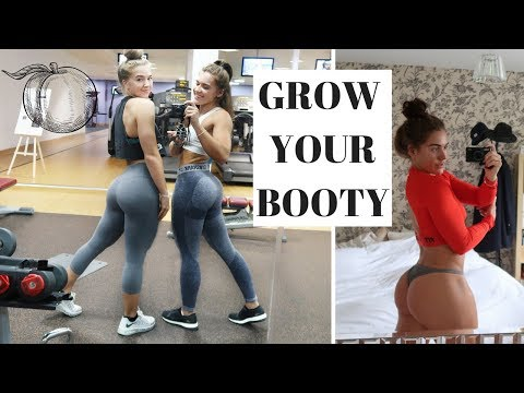 Grow Your Glutes  The Booty Workout You NEED To Be Doing