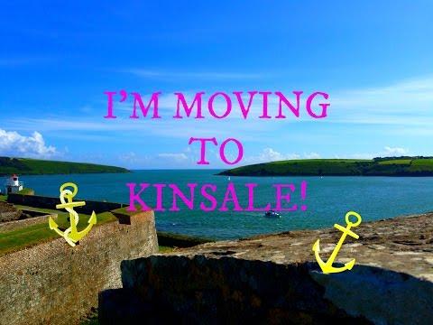 Ireland Vlogs: IM MOVING TO KINSALE!