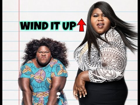 Gabourey Sidibe A K A Precious Is Feeling Her Weight Loss And Decides To Twerk In Celebration Youtube