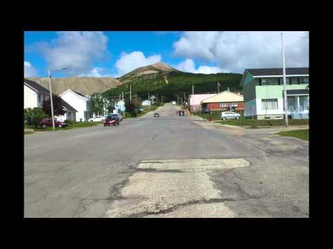 Murdochville Ville Et Village