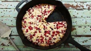 Pie Recipes - How To Make Crustless Cranberry Pie