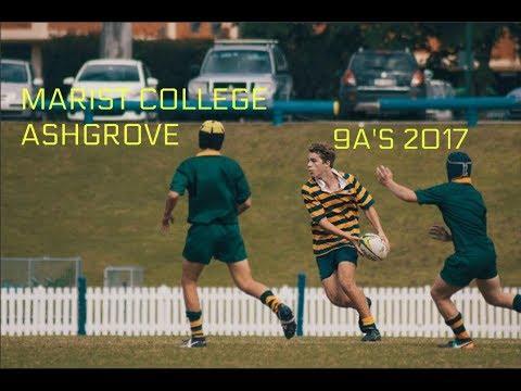 Marist College Ashgrove// 9A