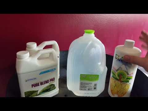 Ep# 68 How I Mix My Vegetation Nutrients, Feed Indoor Cannabis Soil Grow & Test My PPM & PH Run Off
