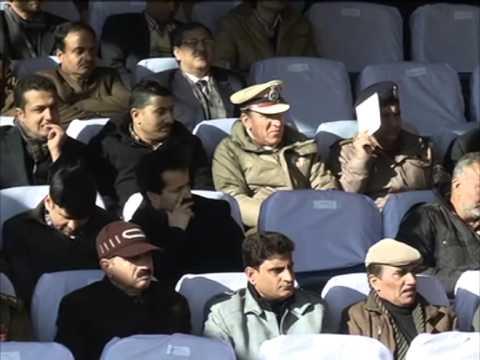 26 Jan, 2015 - India's Jammu and Kashmir celebrates Republic Day amid high security