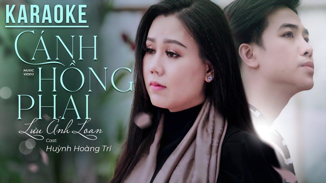 [KARAOKE] Cánh Hồng Phai - Lưu Ánh Loan