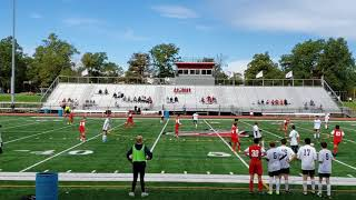 Hopatcong High School Varsity Team Game Highlights 10/12/2019
