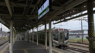 JR東日本 東北本線 黒磯駅構内直流化に伴う交流電車の惜別撮影