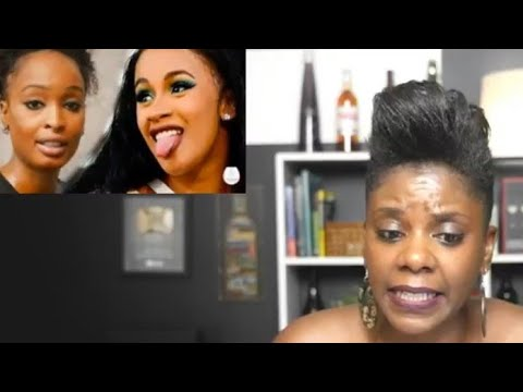 Tasha K. dissing Mona Symone then  deleting the video | Cardi B & Nicky Minaj at Milan fashion wk ☕