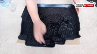 полиуретановые (резиновые) коврики в салон Avto-gumm (Автогумм) - autoprotect.com.ua
