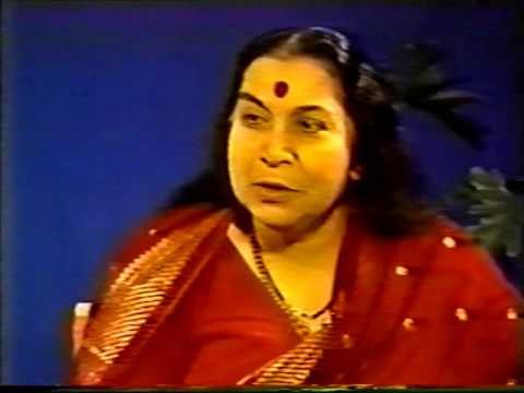 SHRI MATAJI NIRMALA DEVI-Rare TV Interview
