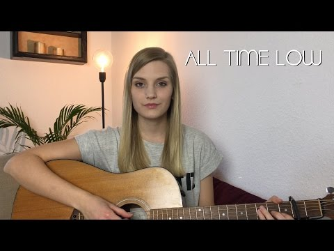 All Time Low - Jon Bellion (acoustic cover)