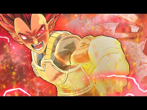 SSG Vegeta, The Coolest Character in Dragon Ball Xenoverse 2