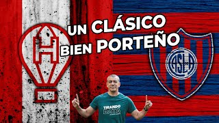 HURACÁN SAN LORENZO ¨La Historia¨ de un Clásico bien Porteño -TirandoDATA con Walter Queijeiro