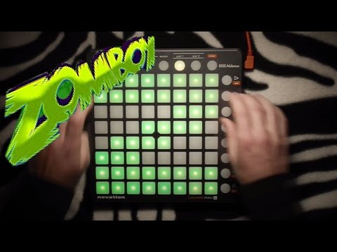 Zomboy - Airbone Launchpad cover