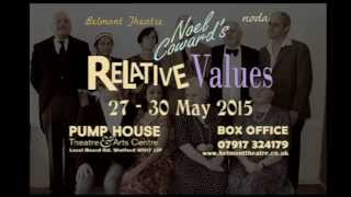 Relative Values Trailer - Belmont Theatre Company