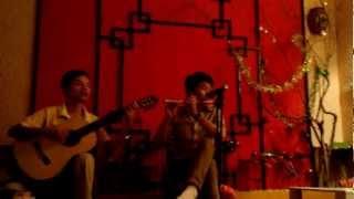 Biển Tình (Sáo Trúc, Guitar Cover) tại Hương Việt Trà Quán, 293 Tô Hiệu,  Hà Nội