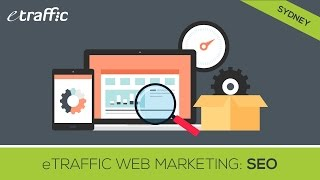 "SEO Sydney ""eTraffic Web Marketing"" Search Engine Optimisation Sydney"