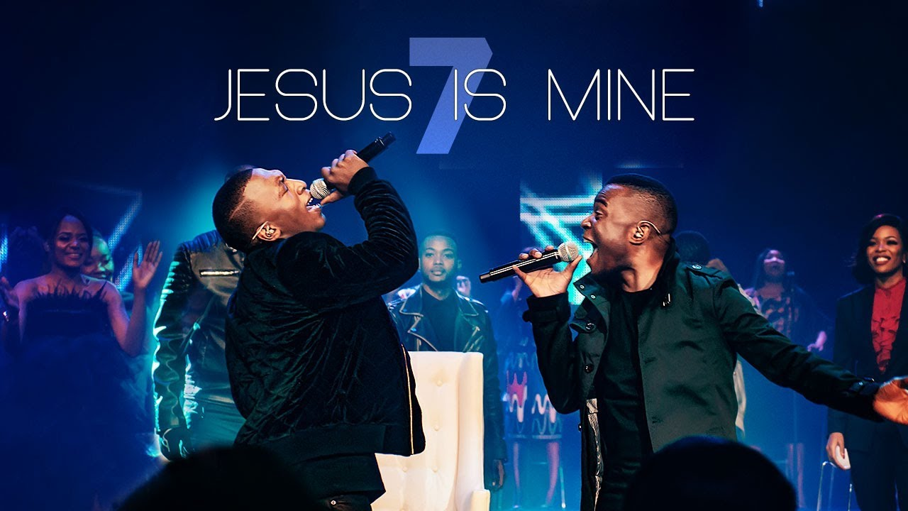 Jesus is Mine Lyrics by Dumi Mkokstad ft Takie Ndou (Spirit