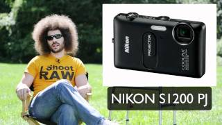 Nikon CoolPix  P7100, S1200pj AW100 Preview