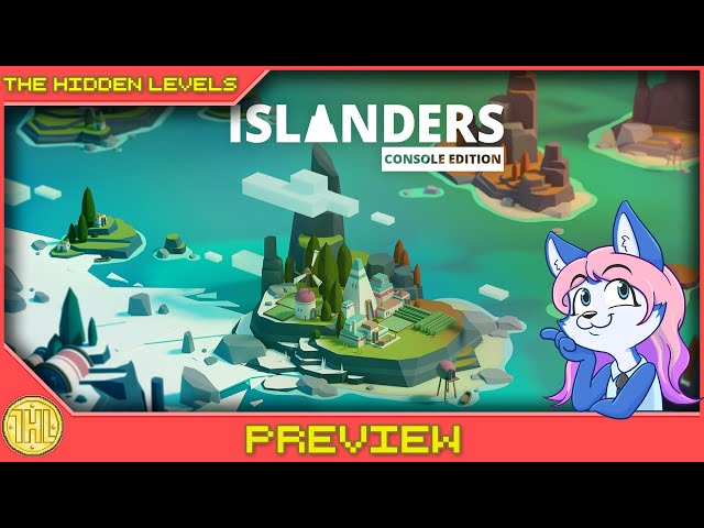 ISLANDERS: Console Edition - Whose land is that farm? (Xbox Series S|X gameplay)