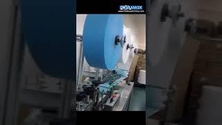 1 마스크 용접기를 가진 기계를 만드는 1 개의 자동적…