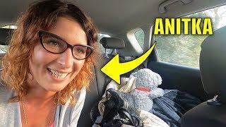 Jedziemy Zawieźć Anitę Do Holandii ☆Ponad 1000 KM ☆Vlog z Trasy