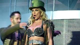 Britney Spears - Intro & Work Bitch - 13.08.18 Mönchengladbach