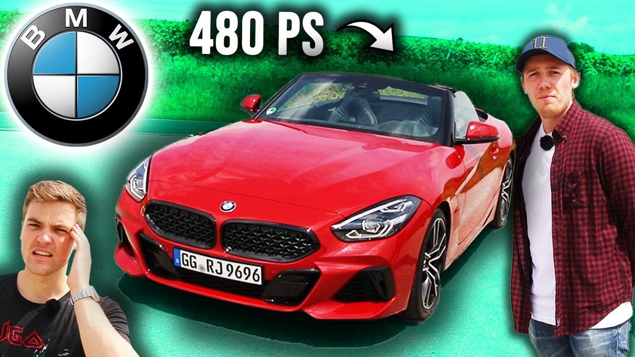 Ich fahre EURE AUTOS   Jan's BMW Z4 M40i 💨🔥