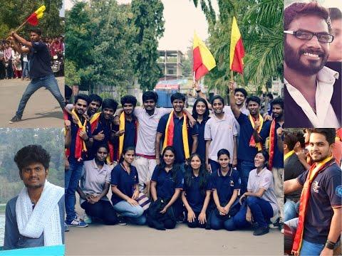 KAHALE -2016 OFFICIAL FLASHMOB Video, Best Kannada flashmob at RVCE