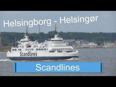 Scandlines - Helsingborg/Helsingör